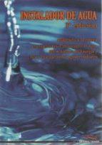 instalador de agua (3ª ed)-9788496960138