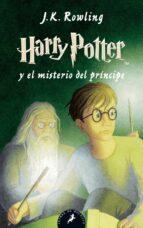 harry potter y el misterio del principe j.k. rowling 9788498383638