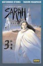 la leyenda de madre sarah 3-katsuhiro otomo-takumi nagayasu-9788498475838