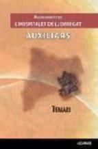 auxiliars ajuntament de l hospitalet. temari-9788499434438