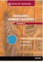 auxiliares administrativos generalitat valenciana: temario 2-9788499438238