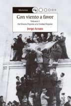 con viento a favor. volumen i (ebook) jorge arrate 9789560009838