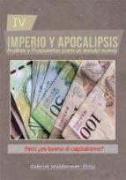 pero ¿es bueno el capitalismo? (ebook)-gabriel wuldenmar ortiz-cdlap00005838