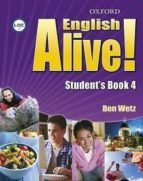 english alive! 4: student s book pack-9780194710848