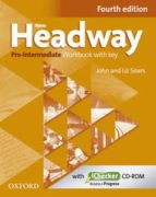 new headway pre intermediate: workbook with key pack 2011 (4th ed .) 9780194769648