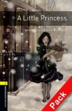 a little princess (incluye cd) (obl 1: oxford bookworms library)-frances hodgson burnett-9780194788748