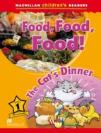 macmillan childern´s readers: 1 food, food, food-9780230443648