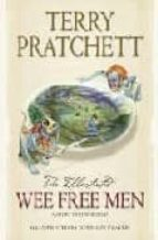 the illustrated wee free men-terry pratchett-9780385612548