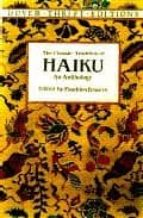 the classic tradition of haiku: an anthology-fabiun (ed) bowers-9780486292748