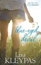 blue-eyed devil (travis 2)-lisa kleypas-9780749909048