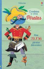 combina y crea : piratas sam taplin 9781474929448