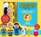 peanuts crochet-kristen rask-9781626863248