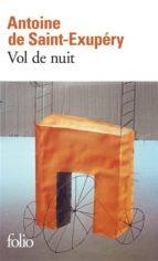 vol de nuit antoine de saint exupery 9782070360048
