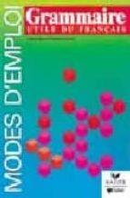 grammaire utile du français-evelyne berard-9782278015948