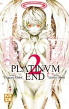 platinum end (vol. 2)-tsugumi ohba-takeshi obata-9782820324948