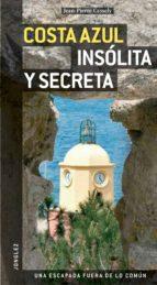 costa azul insolita y secreta (jonglez) 9782915807448