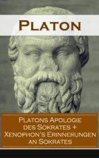 platons apologie des sokrates + xenophon's erinnerungen an sokrates (ebook) 9788026826248