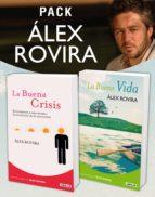pack álex rovira (2 ebooks): la buena vida y la buena crisis (ebook)-alex rovira-9788403012448