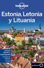 estonia, letonia y lituania lonely (3ª ed) peter dragicevich 9788408152248
