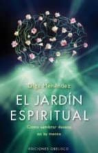 el jardin espiritual olga menendez 9788415968948