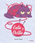 gato y ovillo jacob grant 9788416434848