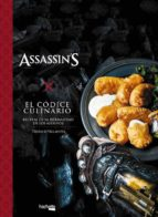 codice culinario assassin s creed thibaud villanova 9788416857548