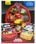 cars 3: historias animadas: libro con 10 figuras-9788416913848