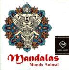 mandalas. mundo animal diego marin 9788417010348