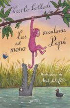las aventuras del mono pipi-carlo collodi-9788417151348