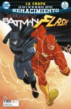 batman / flash: la chapa nº 01 (de 4) (renacimiento) tom king joshua williamson 9788417206048
