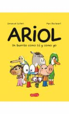 ariol 1: un burrito como tú y como yo-emmanuel guibert-9788417222048