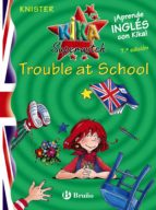kika superwitch: trouble at school 9788421695548