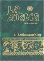 la biblia latinoamericana (letra grande)-9788428510448