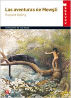 las aventuras de mowgli-rudyard kipling-9788431659448