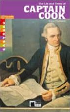 the life and times of captain cook (educacion primaria material auxiliar)-9788431681548