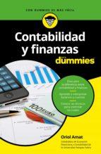 contabilidad y finanzas para dummies (ebook)-oriol amat-9788432900648