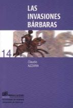las invasiones barbaras claudio azzara 9788433831248