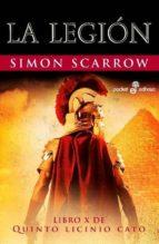 la legion (libro x de quinto licinio cato) simon scarrow 9788435021548