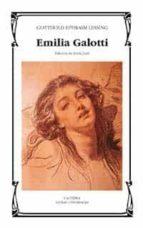 emilia galotti ephraim gotthold lessing 9788437616148