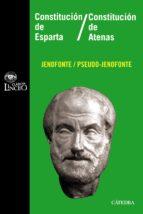 constitucion de esparta / constitucion de atenas 9788437626048