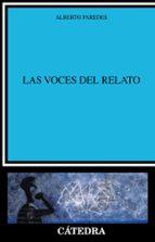 las voces del relato alberto paredes 9788437633848