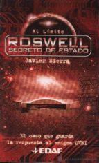 roswell, secreto de estado: al caso que guarda la respuesta el en igma ovni-javier sierra-9788441409248