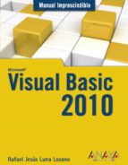 visual basic 2010-rafael jesus luna lozano-9788441528048