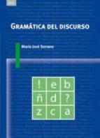 gramatica del discurso maria jose serrano 9788446023548