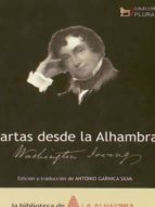 cartas desde la alhambra washington irving 9788461299348