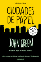 ciudades de papel-john green-9788466335348
