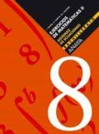 ejercicios de matematicas ii 2ºbachillerato sistemas de ecuacione s cuaderno nº 8 jose colera jimenez rosario garcia perez 9788466722148