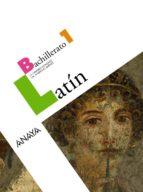 latín 1º bachillerato-9788466773348