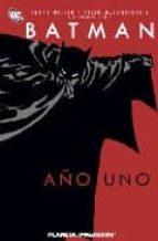 batman: año uno-frank miller-david mazzucchelli-9788467452648