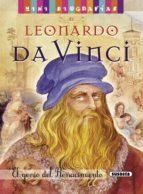 leonardo da vinci,genio del renacimiento (mini biografias)-9788467715248